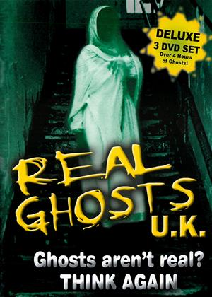 Real Ghosts UK Online DVD Rental