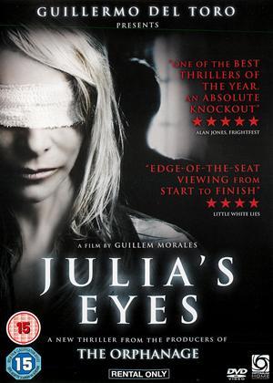 Rent Julia's Eyes (aka Los ojos de Julia) Online DVD Rental