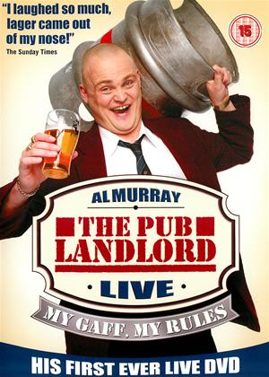 Al Murray: The Pub Landlord Live: My Gaff My Rules Online DVD Rental