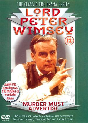 Lord Peter Wimsey: Murder Must Advertise Online DVD Rental