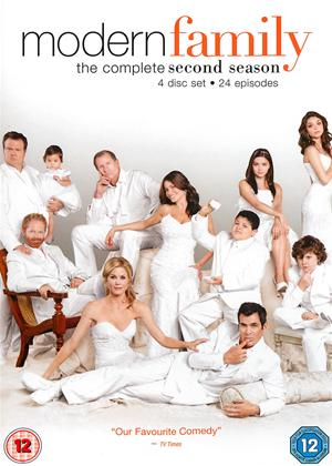 Rent Modern Family: Series 2 Online DVD Rental