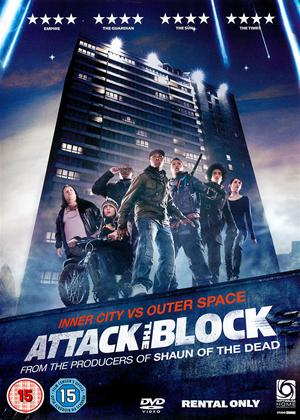 Attack the Block Online DVD Rental
