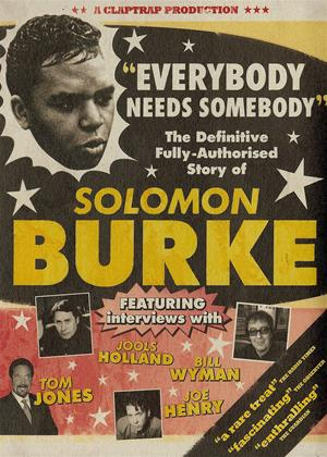 Rent Solomon Burke: Everybody Needs Somebody Online DVD Rental