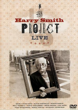 Rent Harry Smith: The Harry Smith Project Live Online DVD Rental
