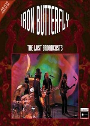 Iron Butterfly: The Lost Broadcasts Online DVD Rental