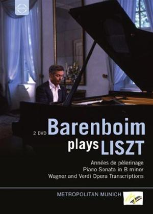 Rent Barenboim Plays Liszt Online DVD Rental