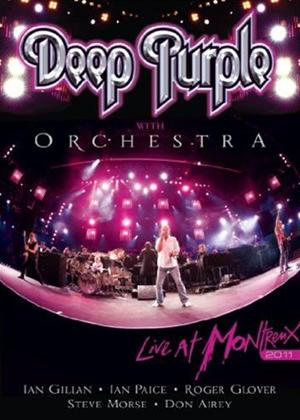 Rent Deep Purple with Orchestra: Live at Montreux 2011 Online DVD Rental