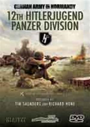 German Army in Normandy: 12th Hitlerjugend Panzer Division Online DVD Rental