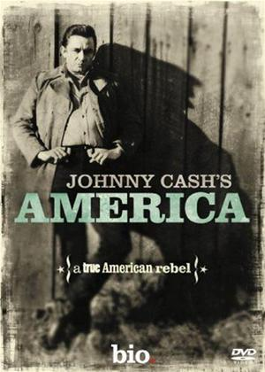 Johnny Cash's America Online DVD Rental
