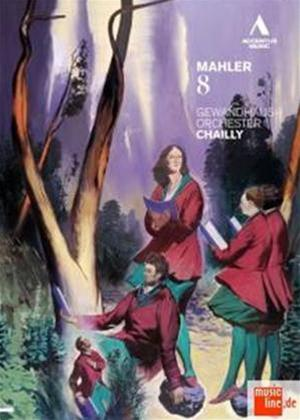 Rent Mahler: Symphony No. 8 Online DVD Rental