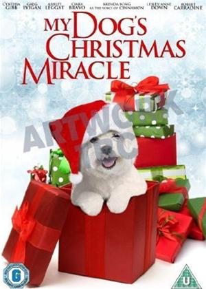 A Dog's Christmas Miracle Online DVD Rental
