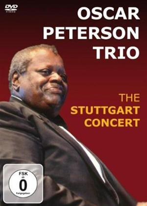 Oscar Peterson Trio: The Stuttgart Concert Online DVD Rental