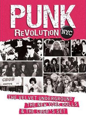 Rent Punk Revolution NYC Online DVD Rental