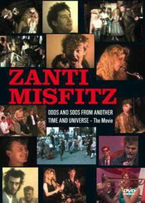 Rent Zanti Misfitz: Odds and Sods from Another Time and Universe Online DVD Rental