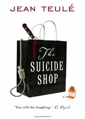 The Suicide Shop Online DVD Rental