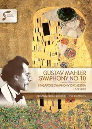 Rent Mahler: Symphony No. 10 Online DVD Rental