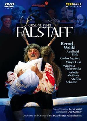 Rent Falstaff: Pfalztheater Kaiserslautern (Sandner) Online DVD Rental