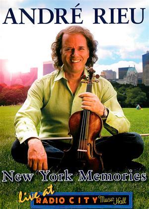 Rent Andre Rieu: New York Memories Online DVD Rental