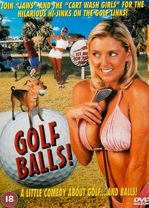 Rent Golf Balls! Online DVD Rental