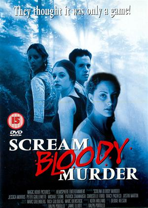 Scream Bloody Murder Online DVD Rental