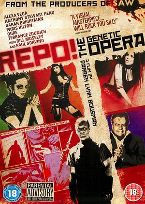Repo! the Genetic Opera Online DVD Rental