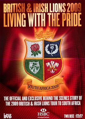 British and Irish Lions 2009: South Africa: Living with the Pride Online DVD Rental