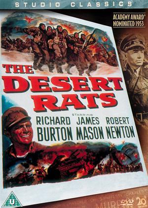 Desert Rats Online DVD Rental
