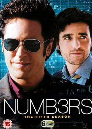 Numb3rs (Numbers): Series 5 Online DVD Rental