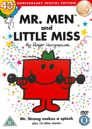 Rent Mr Men and Little Miss: Mr Strong Makes a Splash and Twelve Other Stories Online DVD Rental