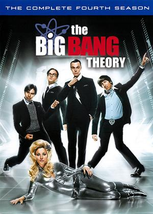 Rent The Big Bang Theory: Series 4 Online DVD Rental
