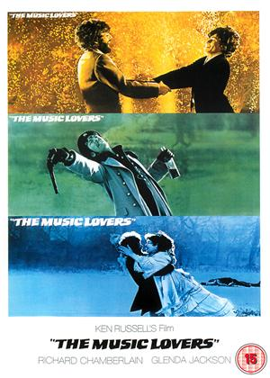 The Music Lovers Online DVD Rental