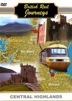 British Rail Journeys: Central Highlands Online DVD Rental