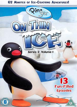 Pingu: On Thin Ice Online DVD Rental