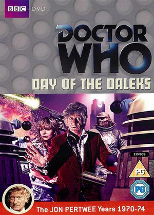 Doctor Who: Day of the Daleks Online DVD Rental
