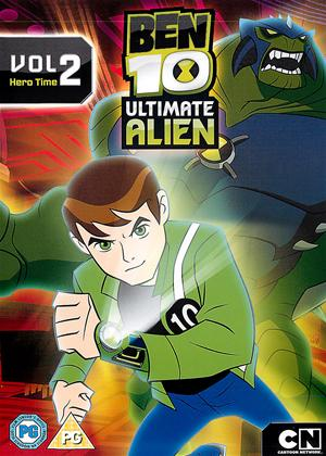 Rent Ben 10: Ultimate Alien: Vol.2 Online DVD Rental