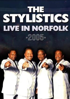 The Stylistics: Live in Norfolk 2005 Online DVD Rental