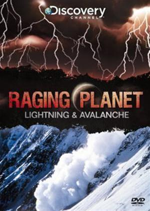 Raging Planet: Lightning and Avalanche Online DVD Rental