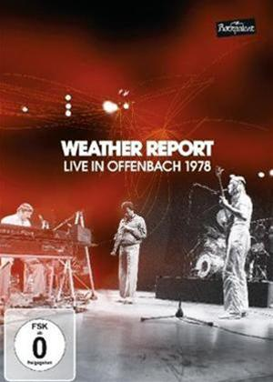 Weather Report: Live in Offenbach 1978 Online DVD Rental