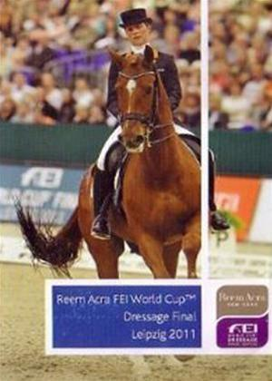 Rent Rolex FEI World Cup: Dressage Final: Leipzig 2011 Online DVD Rental