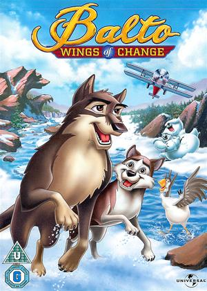 Balto: Wings of Change Online DVD Rental