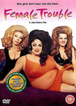 Female Trouble Online DVD Rental