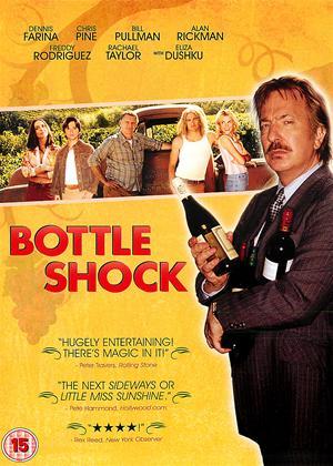 Rent Bottle Shock Online DVD Rental