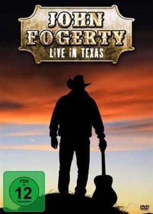 Rent John Fogerty: Live in Texas Online DVD Rental