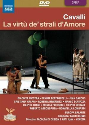 Rent La Virtu De' Strali D'Amore: Europa Galante (Biondi) Online DVD Rental