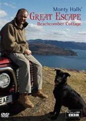 Rent Monty Halls' Great Escape: Beachcomber Cottage Online DVD Rental