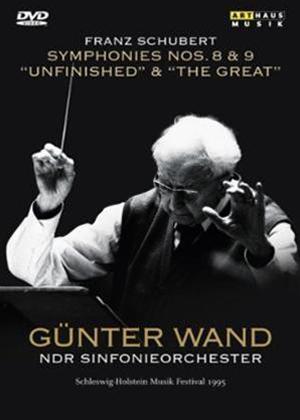 Gunter Wand: Schleswig-Holstein Musik Festival Online DVD Rental