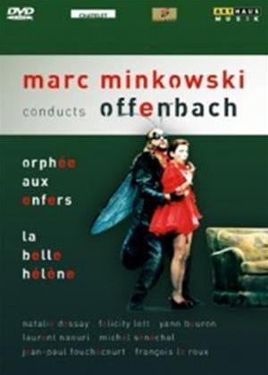 Rent Mark Minkowski Conducts Offenbach Online DVD Rental