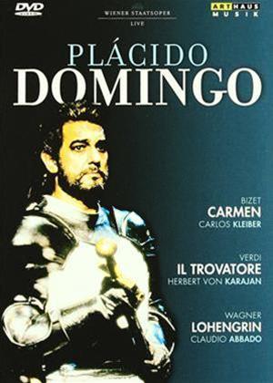 Rent Placido Domingo: Carmen / Il Travatore / Lohengrin Online DVD Rental