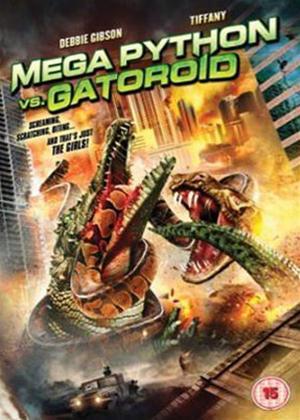 Mega Python Vs Gatoroid Online DVD Rental