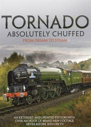 Tornado: Absolutely Chuffed: From Dream to Steam Online DVD Rental